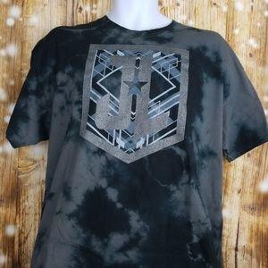 Justice League DC Comics Graphic Tee shirt mens